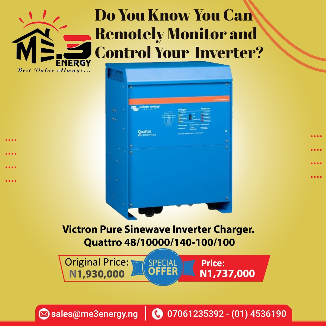 How To Remotely Monitor and Control Your Inverter?