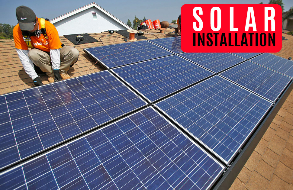Find Out Why More Businesses Are Installing Solar.