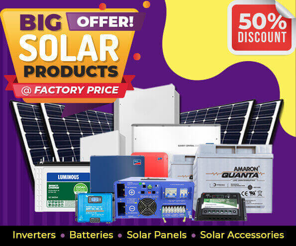 Solar installation image