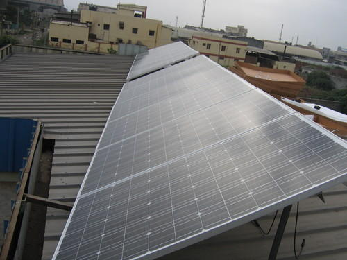 Ongrid_Solar_installation_project