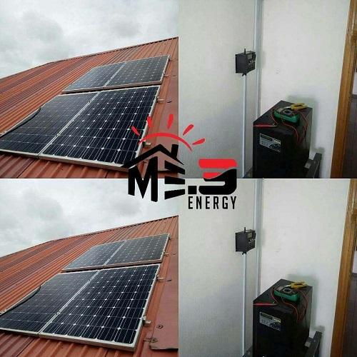 solar installation /> <p style=